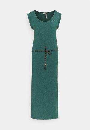 TAG LONG - Maxi dress - dark green