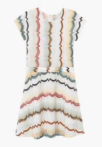 Missoni Kids - Jumper dress - white - 0