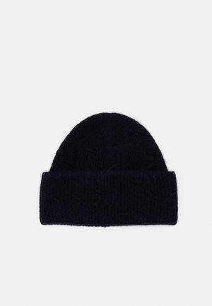 ALMUNGE BEANIE - Mütze - black dark