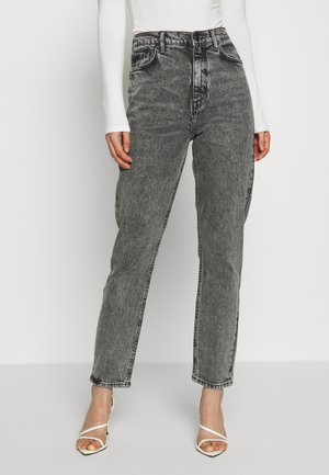 Jeansy Slim Fit - grey