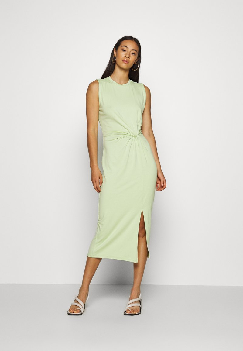 EDITED - NADINE DRESS - Jersey dress - green
