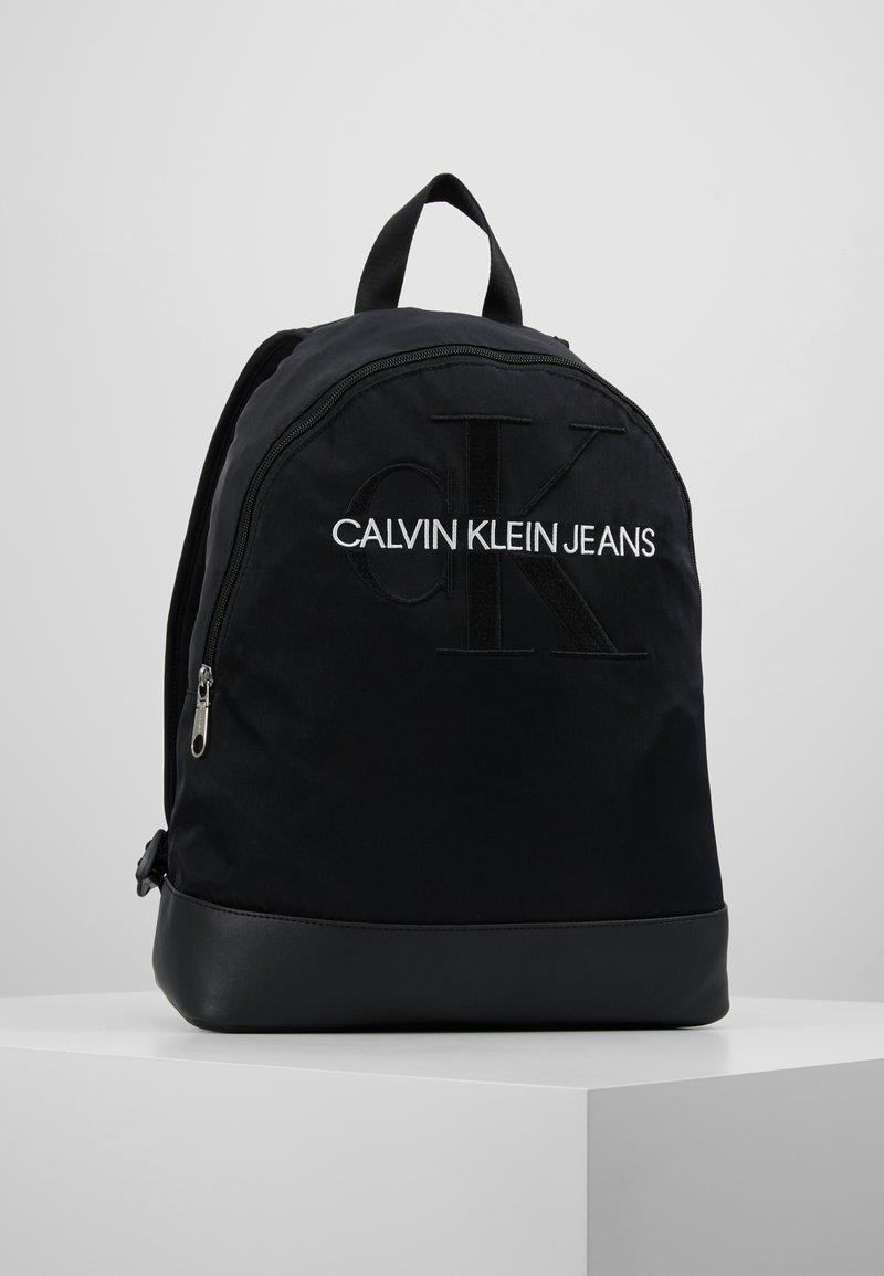 Calvin Klein Jeans - MONOGRAM - Ryggsekk - black