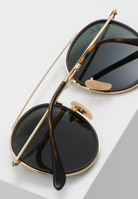 Ray-Ban - 0RB3647N - Solbriller - gold-coloured - 5
