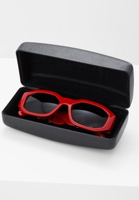 Versace - UNISEX - Sunglasses - red - 2