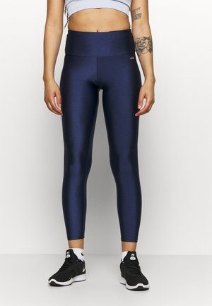 SHINE ZIP LEGGING - Trikoot - medieval blue