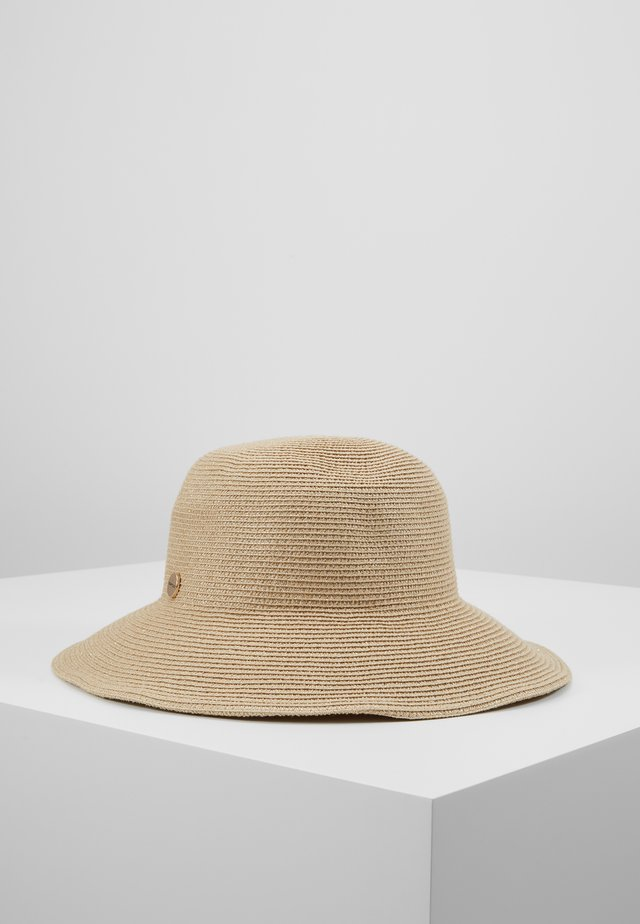 SHADY LADY NEWPORT FEDORA - Hut - gold