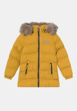 JAZMINE UNISEX - Zimní kabát - yellow