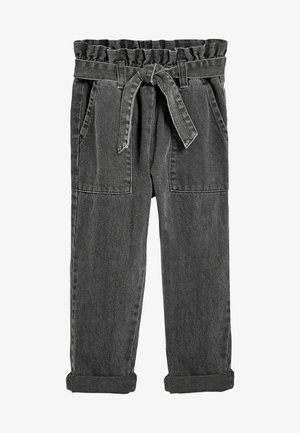 PAPERBAG  - Jeans Straight Leg - grey