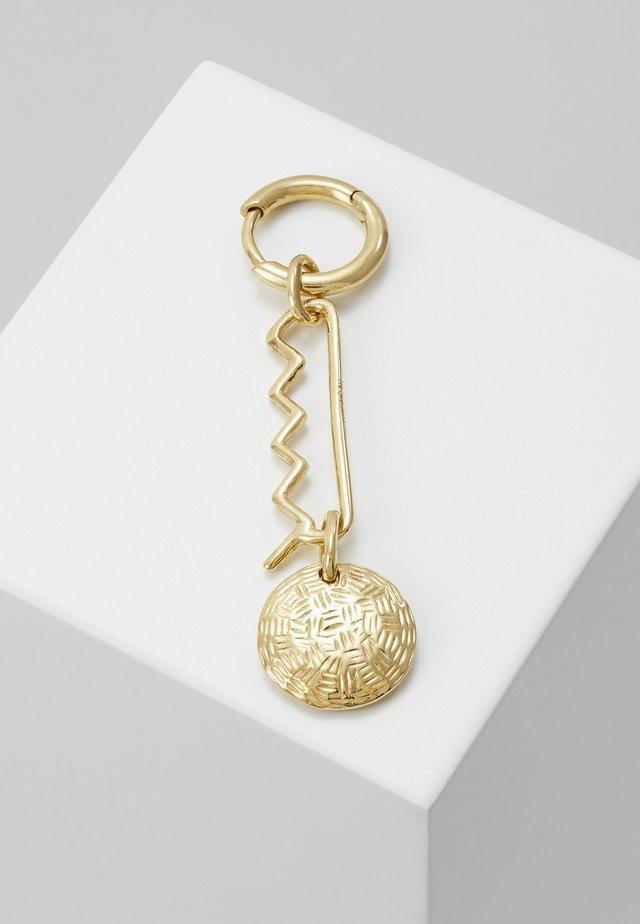 MONETA EARRING - Orecchini - gold-coloured