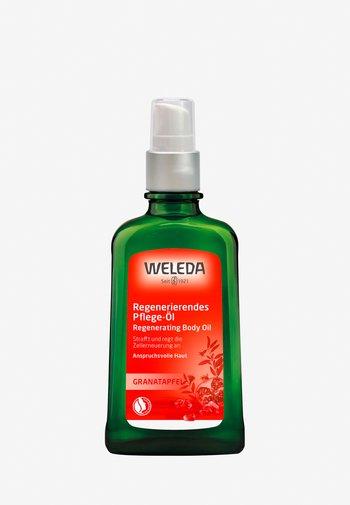 POMEGRANATE REGENERATING BODY OIL - Body oil - -