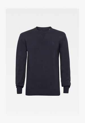 CLASSIC SPORT - Strickpullover - sartho blue
