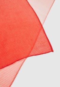 s.Oliver BLACK LABEL - Scarf - red - 4