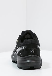 Salomon - SPEEDCROSS 4 GTX - Scarpe da trail running - black /metallic oxide