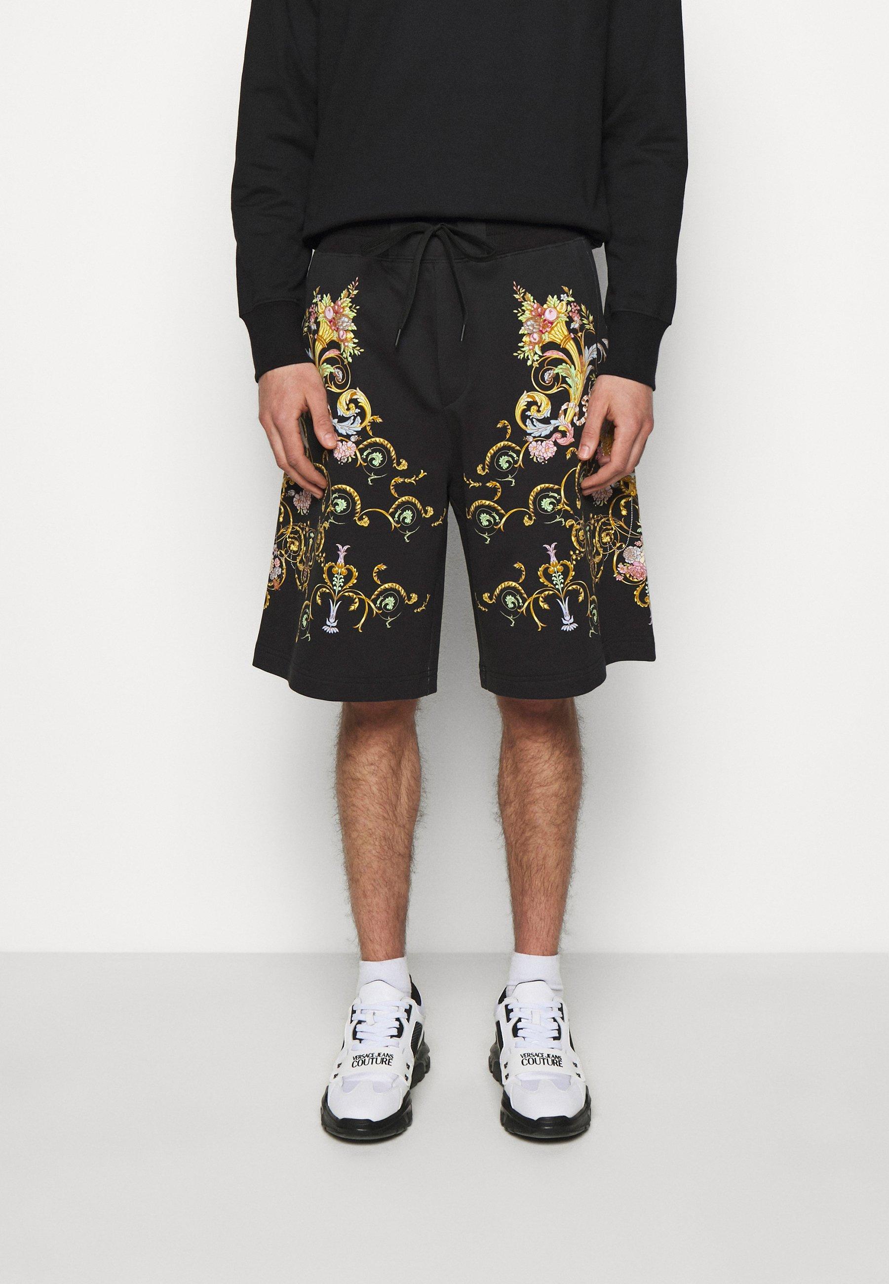 Men HEAVY PANEL TUILLEREIS - Shorts