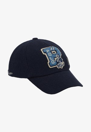 Cap - hunter navy