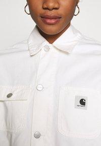 Carhartt WIP - MICHIGAN ACADIA - Summer jacket - off-white - 6