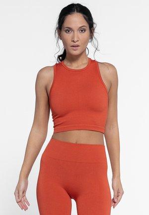 Bustier - orange