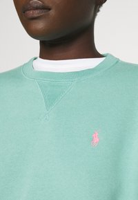 Polo Ralph Lauren - LONG SLEEVE - Sweatshirt - tiki green - 4