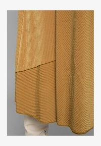 Mykke Hofmann - Jersey dress - yellow - 2