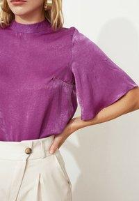 Trendyol - PARENT - Blouse - purple - 3