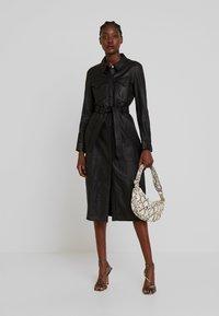 Ibana - ELIZABETH - Košilové šaty - black - 1