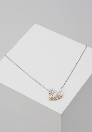 ICONIC SWAN PENDANT  - Ketting - light multi