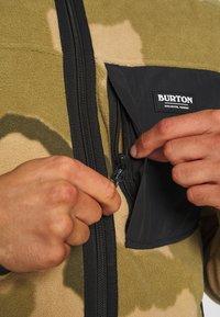 Burton - HEARTH - Veste polaire - beige - 5