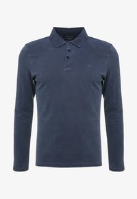 Marc O'Polo - LONG SLEEVE - Poloshirt - total eclipse - 3