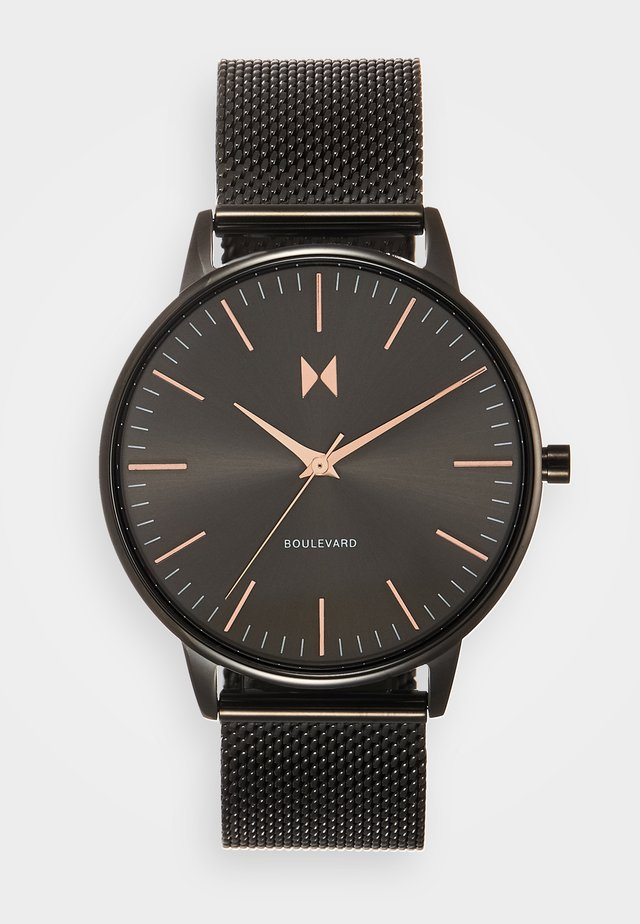 BOULEVARD LINCOLN - Montre - anthracite