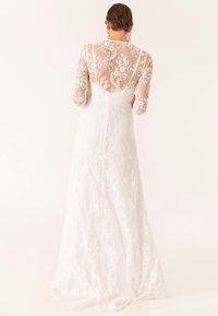 IVY & OAK BRIDAL - MIT ÄRMELN - Cocktailkleid/festliches Kleid - snow white - 1