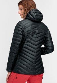 Mammut - Down jacket - black-phantom - 1