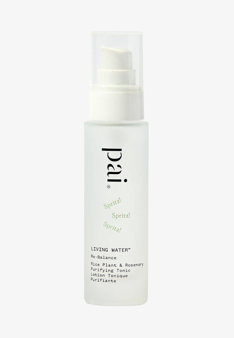 Pai Skincare - LIVING WATER - Toner - -