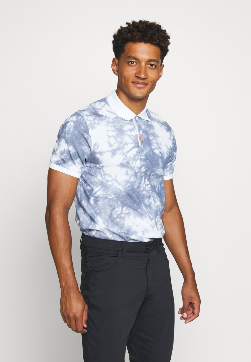 Nike Golf - FOG WASH - Funkční triko - white