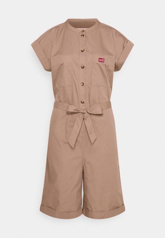 VIVAN  - Tuta jumpsuit - brownie