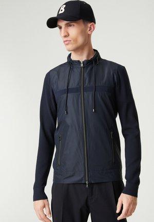 Summer jacket - navy blau