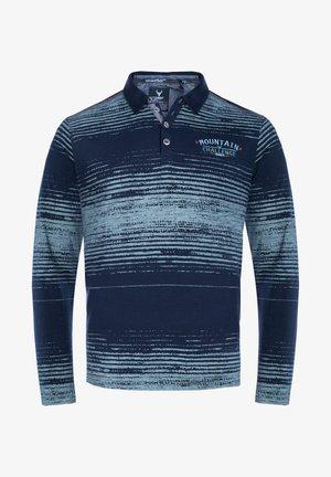Polo shirt - nachtblau