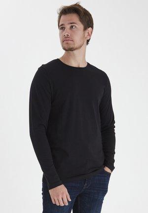 THEO LS  - T-shirt à manches longues - anthracite black