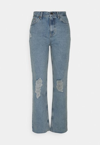 RIPPED PAX JEAN - Jeans straight leg - summer vintage