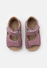 Superfit - LAGOON - Sandals - lila/rosa - 3