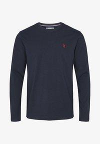 U.S. Polo Assn. - BROLIN - Långärmad tröja - dark sapphire - 2