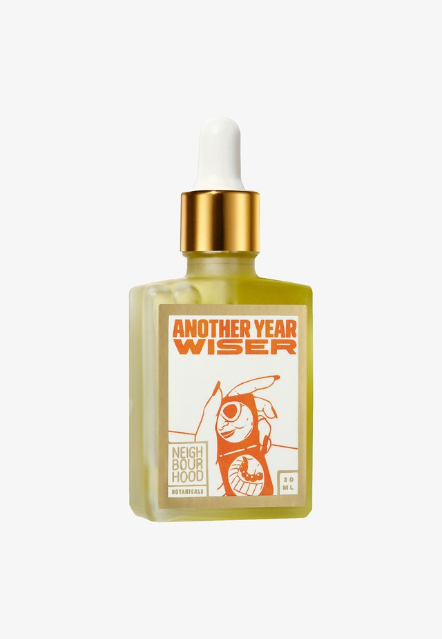 ANOTHER YEAR WISER FACIAL OIL 30ML - Ansigtsolie - -