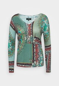 Desigual - JERS DUNDEE - Jumper - dusty olive - 3