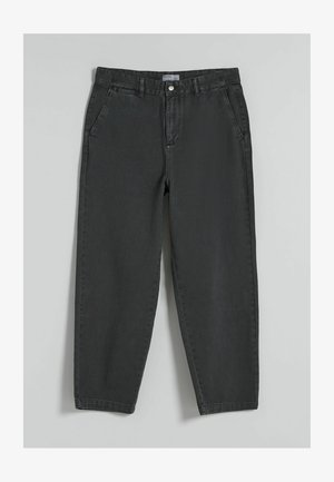 Relaxed fit jeans - dark grey