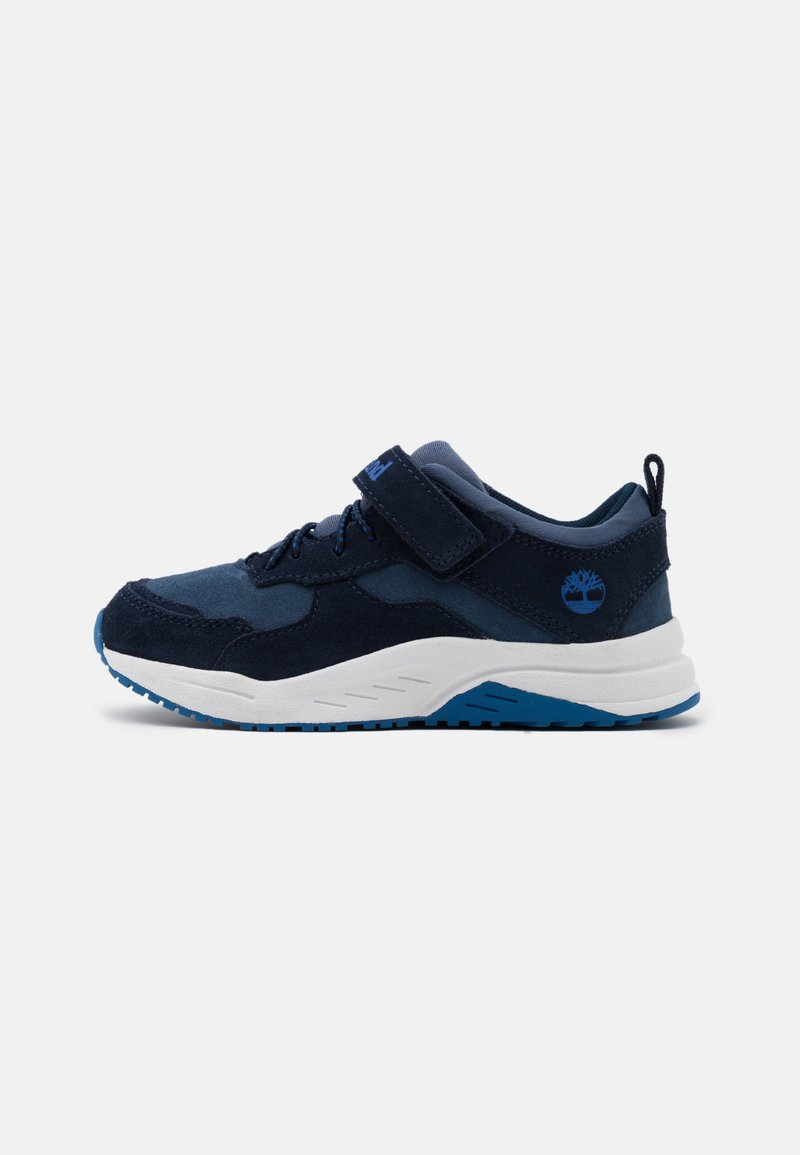 Timberland - BRAMBER LACE OXFORD - Trainers - navy