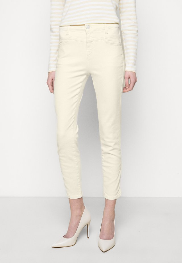 PUSHER - Jeans Skinny Fit - creme
