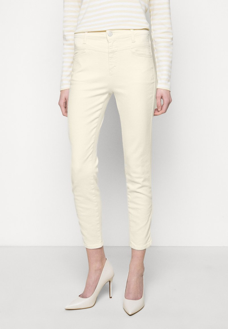 CLOSED - PUSHER - Jeans Skinny Fit - creme