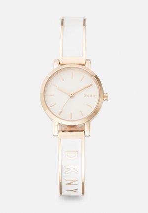 Hodinky - white/rose gold-coloured