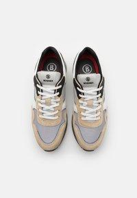 Bogner - ESTORIL - Sneakersy niskie - sand/grey/white - 3