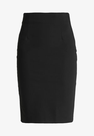 Pencil skirt - noir