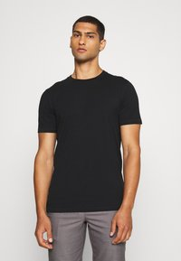 Scotch & Soda - SHORT SLEEVE TEE - T-shirt basic - antra - 0